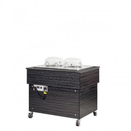 Modul neutru dispenser de farfurii 2x MTD810B