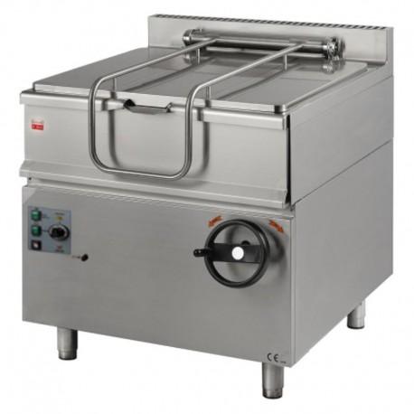 Tigaie basculata pe gaz 120 litri PP-9120