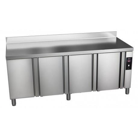 Masa frigorifica refrigerare remote cu 4 usi Green Line GTP-6-222-40