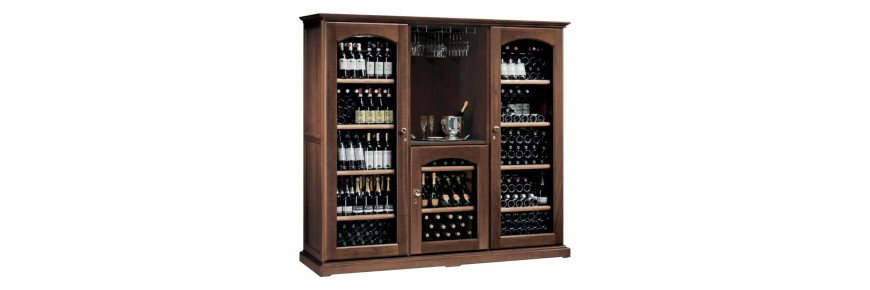 Vitrine pentru vinuri